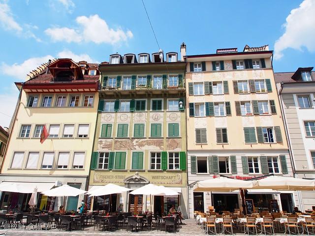 舊城 琉森 Lucerne / Luzern