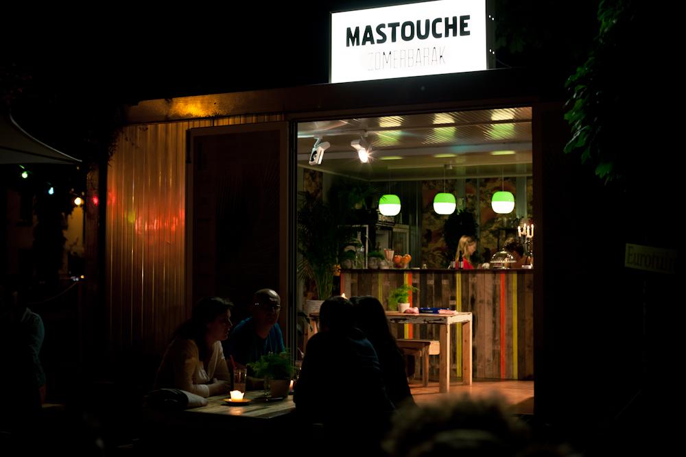 Zomerbarak Mastouche