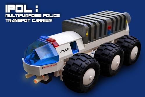 IPOL Police Multipurpose Transport 1