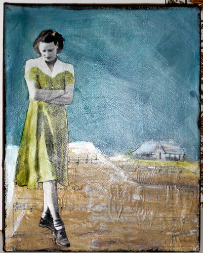Dust Bowl Days by Lynne Larkin