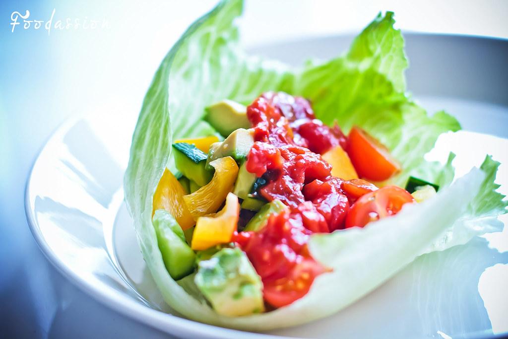 Salaattitortilla