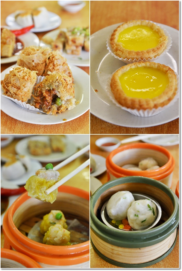 Selection of Fresh & Quality Dim Sum