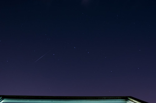 Anyone viewing/shooting the Perseids meteor shower?