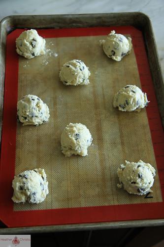 Chocolate Chip Blackberry Cookies