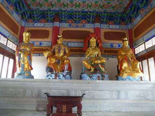 Yunnan13-Dali-6. Salle du Matreya (4)