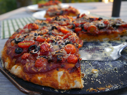 2013-08-24 - End-of-Summer Tomato Pizzas - 0006