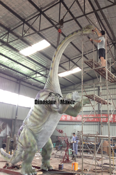 Animatronic Monster Factory in China