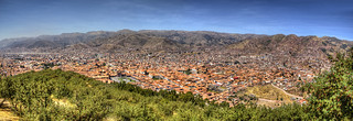 Panorama Cusco, Péru