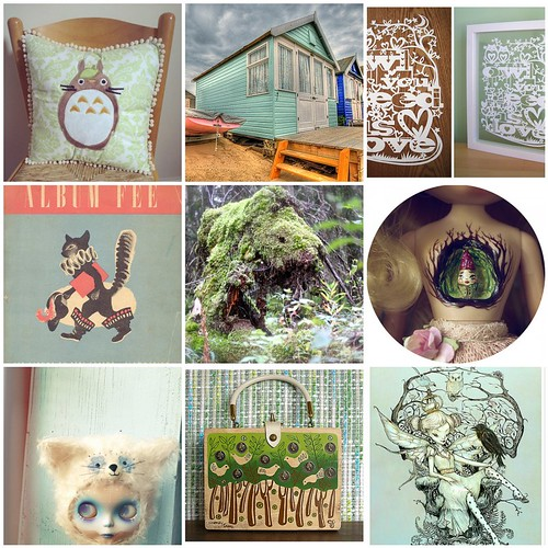 Friday Funspiration Featured Artist: greenish