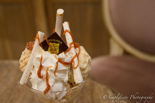 Vanilla Caramel Icecream
