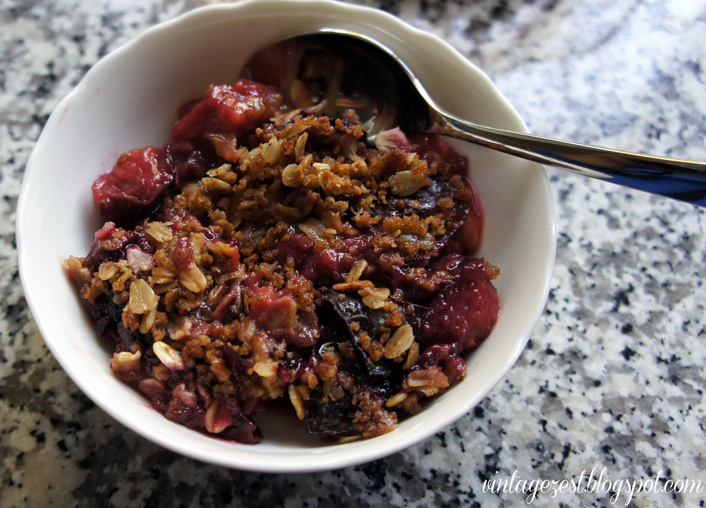 -Plum Crumble 5