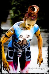 - Bodypainting´13/36 -