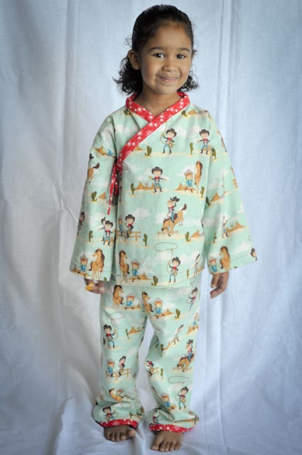 New cozy pajamas!