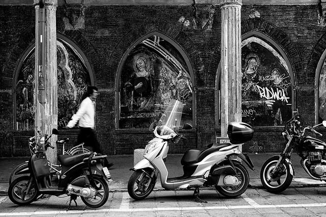 Marciapiede Bolognese