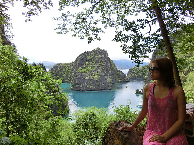 kayangan lake coron islands palawan philippines