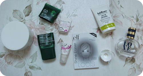 September Empties 1