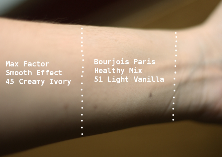 Review Bourjois Healthy Mix Foundation In Light Vanilla The