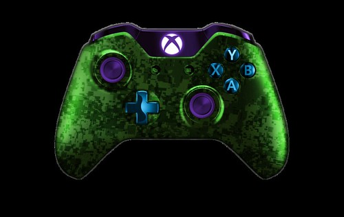 XboxOneController-GreenUrban