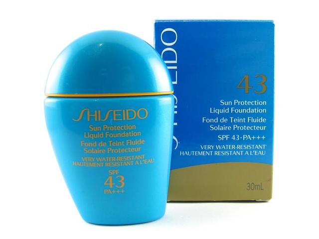shiseido waterproof makeup