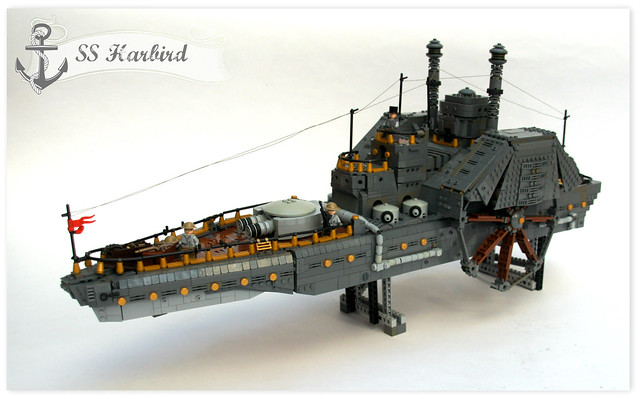 The Imperial SS - Harbird