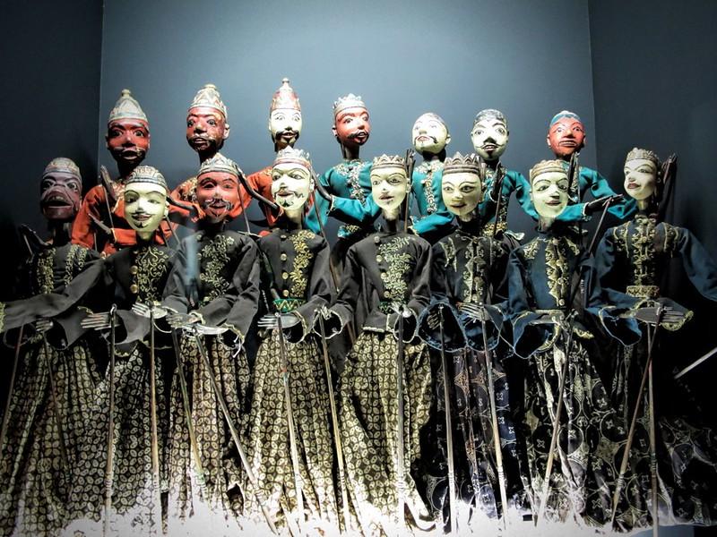 Museu da Marioneta  - o Supremo Tribunal