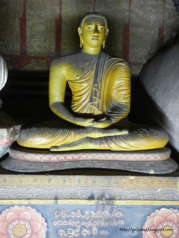 В Дамбулле около 150 Будд