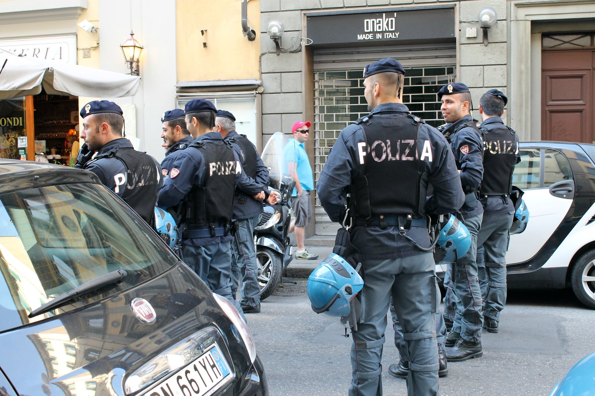 police in Florence