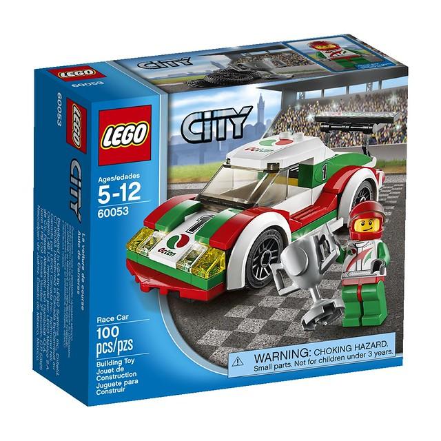 LEGO City 60053 - Race Car