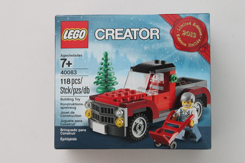 LEGO Seasonal Creator Holiday Set #2 (40083)
