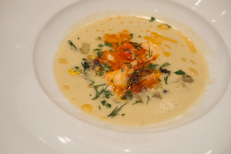 River Café - Northumberland Strait Lobster Chowder @ Chowder Chowdown