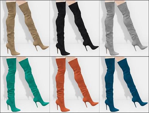Hucci Boots