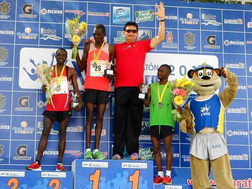 Maratón Pacífico 2013