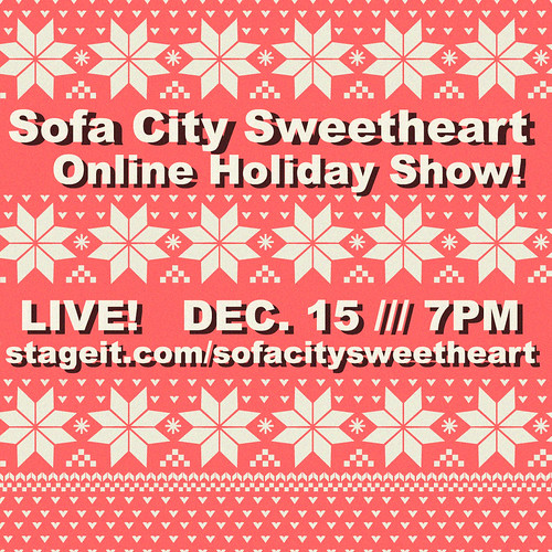 Online Holiday Show Flyer: December 15, 2013