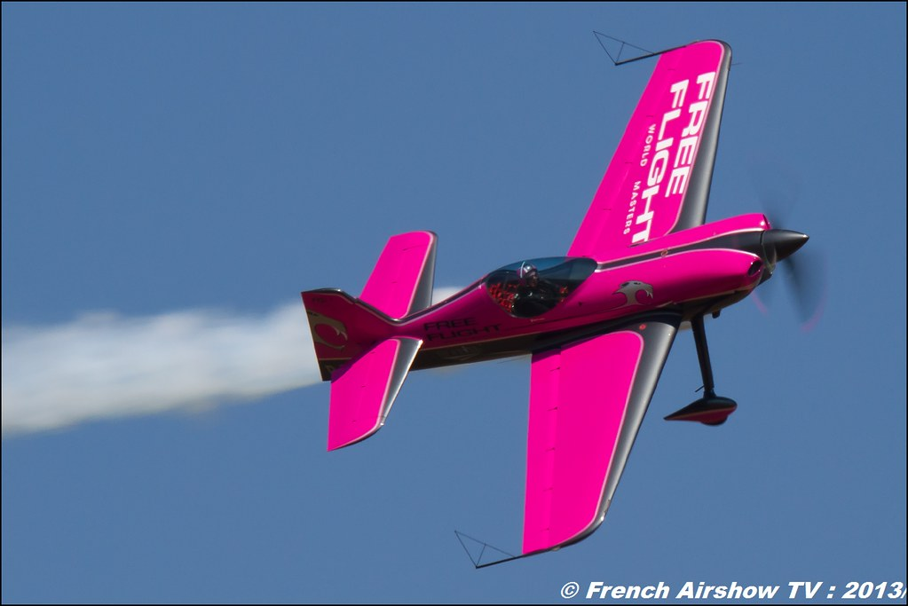 Free Flight World Masters Valence 2013, Meeting aerien 2013
