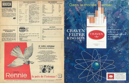 Paris Match, Nº 820, 26 Dezembro 1964 - 27