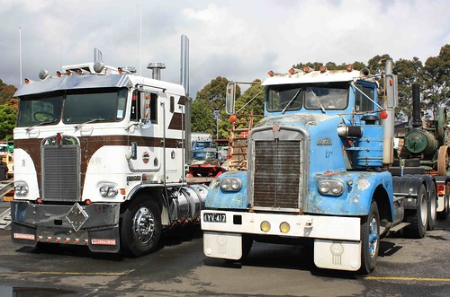 Kenworth K and S models