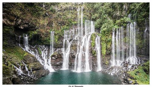 landscape indianocean grand rivière waterfalls cascades cyclone sud sauvage galet reunionisland océanindien îledelaréunion 1018mm sonynex6 béjisa