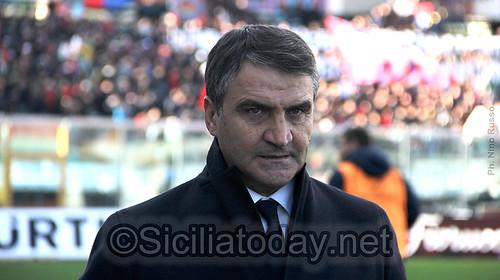 """Catania, De Canio: """"Se giochiamo senza calcolare siamo capaci di grandi risultati""""$"""