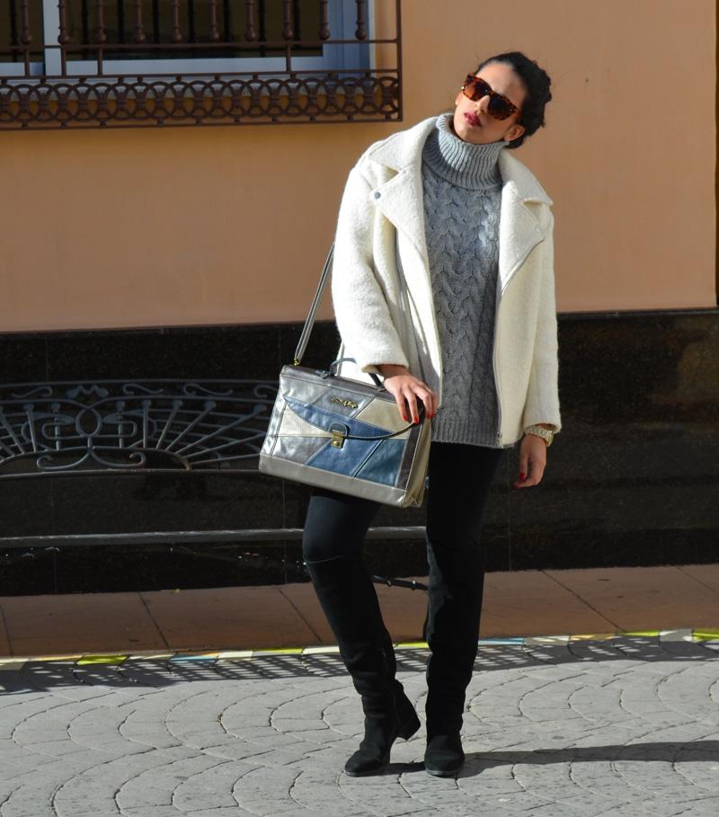 tendencia fieltro en chaquetas florenciablog