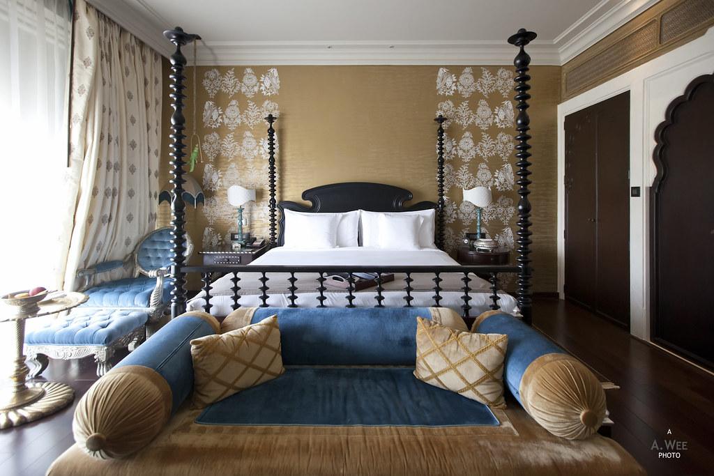 Fairmont Jaipur Logo Fairmont Gold King Room