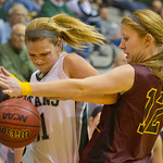 2014-01-01 -- Women's basketball vs. Calvin College.