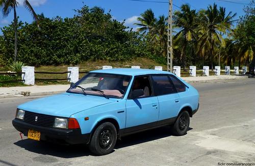 Moskvich Aleko - Varadero, Cuba