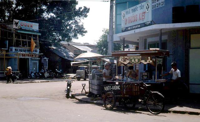 1968 Downtown Vung Tau