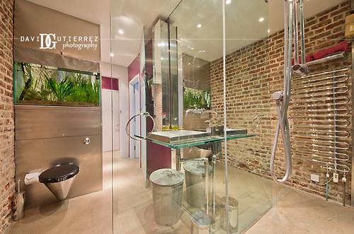 Bathroom Modern Design by david gutierrez [ www.davidgutierrez.co.uk ]