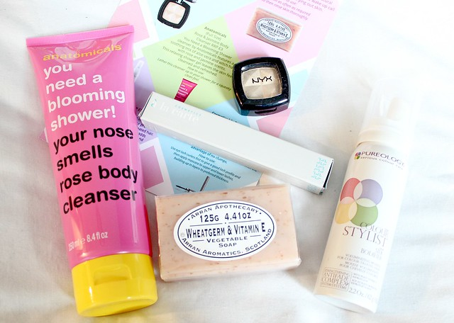 January Love Me Beauty Box Review 2