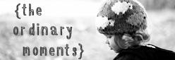 Theordinarymoments