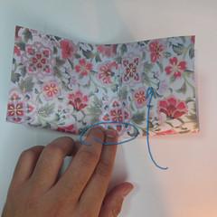 การพับกระดาษเป็นรูปหัวใจแบบ 3 มิติ 003