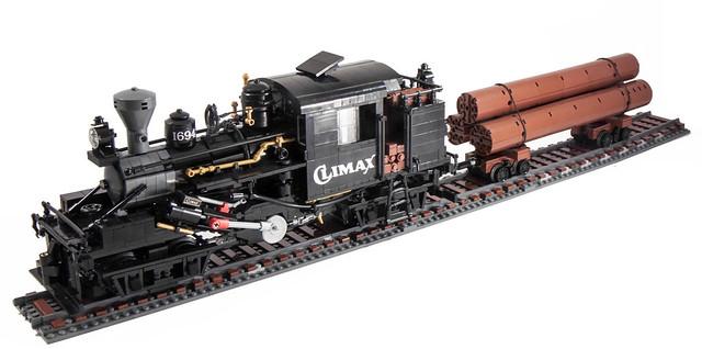 Climax 1694 Lego