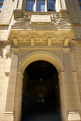Northern Entrance to the University of Sydney Anderson Stuart Building