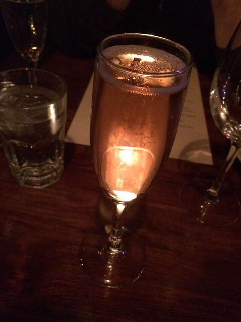 Bouillot Cremant de Bourgogne sparkling rose